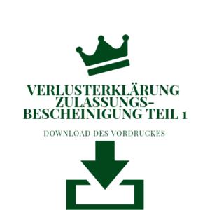 Verlusterklärung-Zulassungsbescheinigung-Teil-1-Homburg